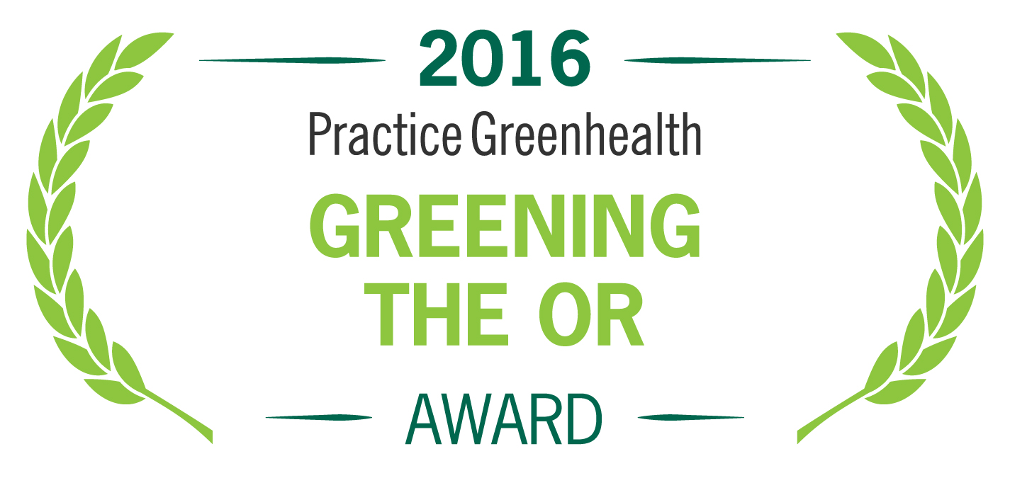 Practice Greenhealth Award