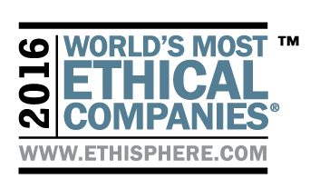 Worlds Most Ethical Companies® 2015