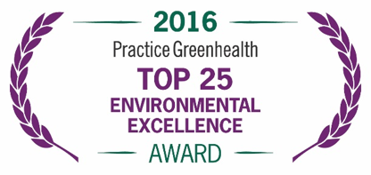 2016 Practice Greenhealth Top 25